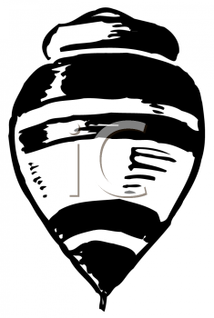 Royalty Free Clipart Imgae of a Top