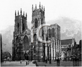 Royalty Free Photo of a Cathedral
