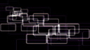 Royalty Free Video of a Moving Horizontal Pattern of Rectangles