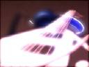 Royalty Free Video of a Guitar and Headphones