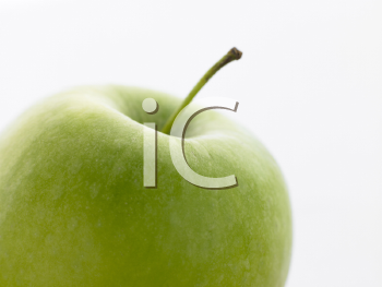 Royalty Free Photo of a Green Apple