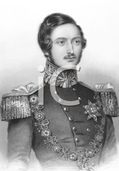 Royalty Free Photo of Prince Albert