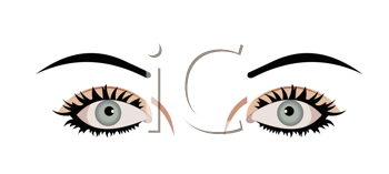 Royalty Free Clipart Image of Eyes
