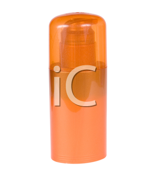 Royalty Free Photo of a Bottle of Shampoo