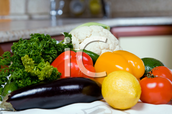 Royalty Free Photo of Vegetables
