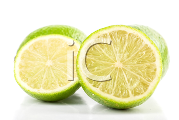 Royalty Free Photo of Ripe Limes