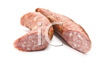 Royalty Free Photo of Smoked Sausage