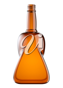 Royalty Free Photo of a Bottle