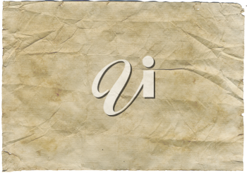Royalty Free Clipart Image of Antique Paper