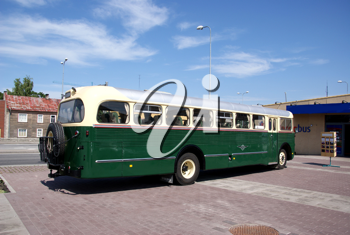 Royalty Free Photo of a Bus