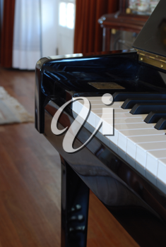 Royalty Free Photo of a Piano