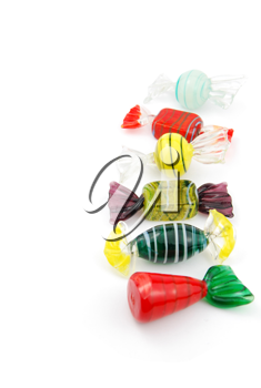 Royalty Free Photo of Colorful Candies