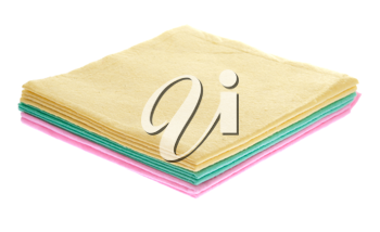 Royalty Free Photo of Microfibre Cloths