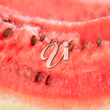 Royalty Free Photo of a Watermelon Slice