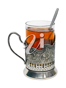 Royalty Free Photo of a Cup of Tea
