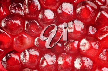Royalty Free Photo of Pomegranate Berries