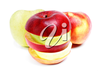 Royalty Free Photo of Apples