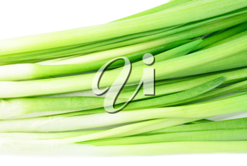 Royalty Free Photo of Green Onions