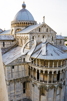 Royalty Free Photo of a Duomo Cathedral in Pisa Italy