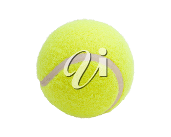 Royalty Free Photo of a Tennis Ball