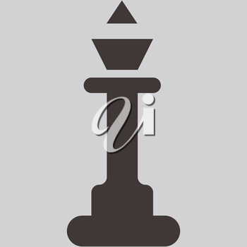 Chess icon - chess queen