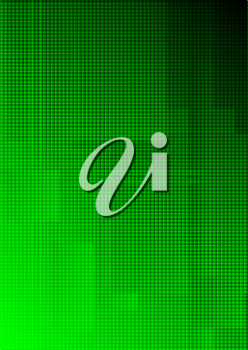 Royalty Free Clipart Image of a  Green Background