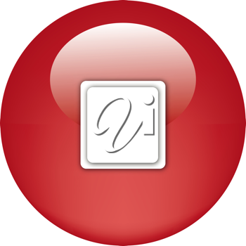Royalty Free Clipart Image of a Stop Button