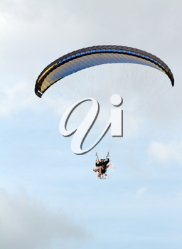 Royalty Free Photo of a Paratrooper
