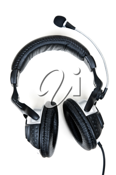 Royalty Free Photo of a Headset