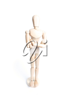 Royalty Free Photo of an Artist Mannequin