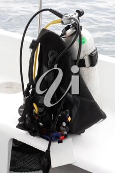 Royalty Free Photo of Diving Equipment