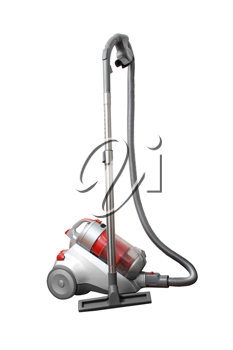Royalty Free Photo of a Vacuum Cleaner
