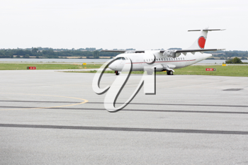 Royalty Free Photo of an Airplane