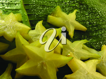 Royalty Free Photo of Carambola