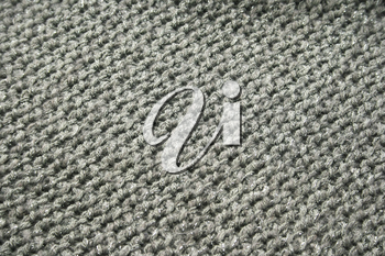 Royalty Free Photo of a Knitted Fabric