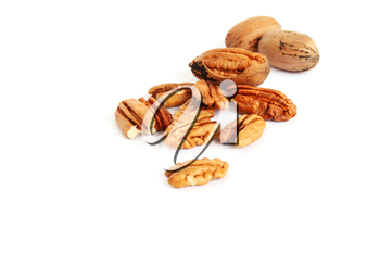 Royalty Free Photo of Pecans