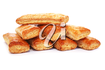 Royalty Free Photo of Puff Pastry