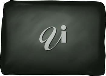 Royalty Free Clipart Image of a Blackboard