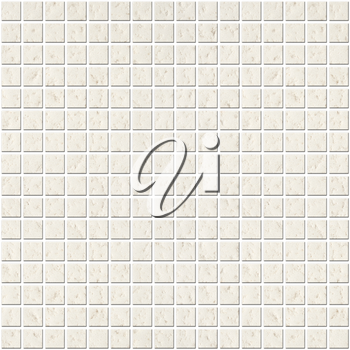 Illustration of gray Tile mosaic background for design
