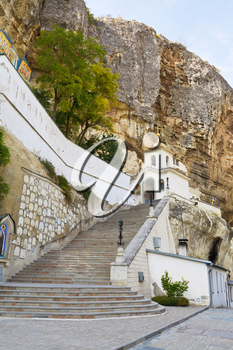 Cathedral of Saint Uspensky Cave Monastery (Assumption Monastery of the Caves), Crimea