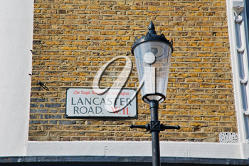icon signal street in london england europe     old         transport