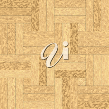Wooden parquet square seamless texture - abstract wooden seamless background for various design artworks, illustrations and graphic, 3d illustration.