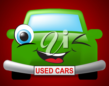Used Cars From Second Hand Auto Dealers