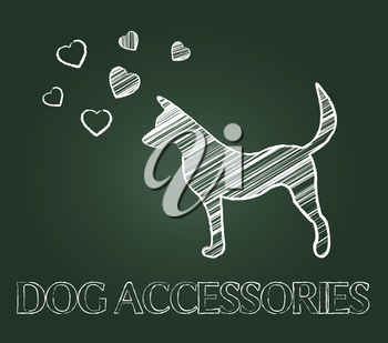 Dog Accessories Meaning Pup Pedigree And Pet