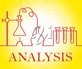 Analysis Research Representing Data Analytics And Researcher