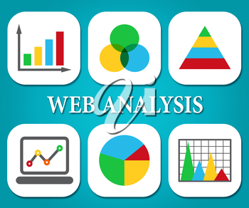 Web Analysis Meaning Business Graph And Analyse