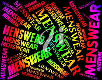 Menswear Word Meaning Sweaters Garments And Shorts