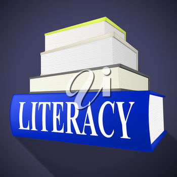 Literacy Book Representing Ability Fiction And Education