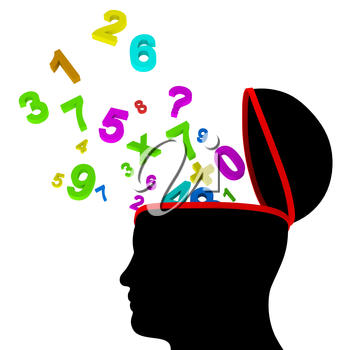 Numbers Education Meaning Develop Tutoring And Training