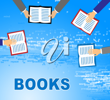 Learning Books Meaning Literature School And Learned
